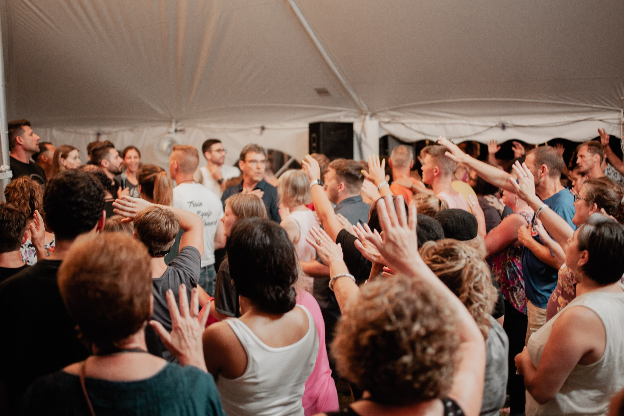 Worship GGG 2020 tent revival