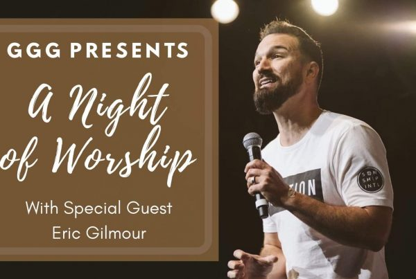 Eric Gilmour - A Night of Worship